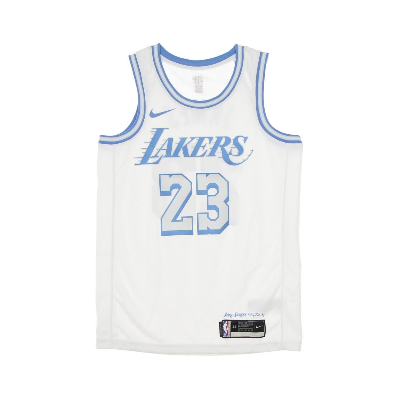 NIKE NBA NBA SWINGMAN JERSEY CITY EDITION 2020 N.23 LEBRON JAMES LOSLAK CN1737-102