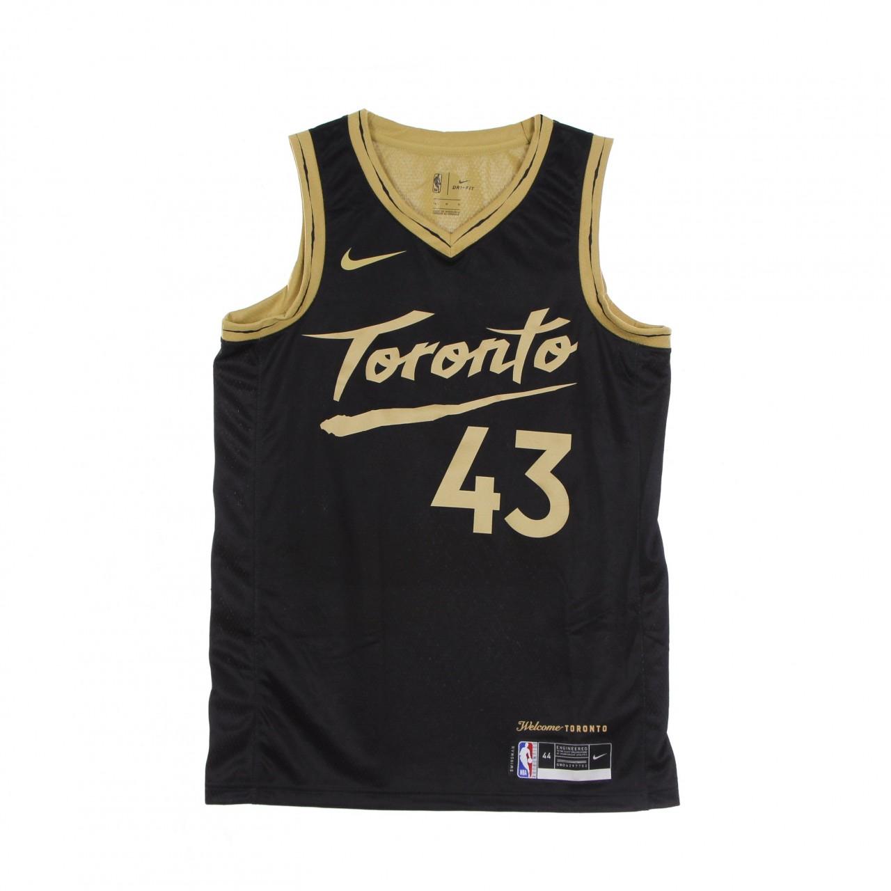 NIKE NBA NBA SWINGMAN JERSEY CITY EDITION 2020 N.43 PASCAL SIAKAM TORRAP CN1798-014