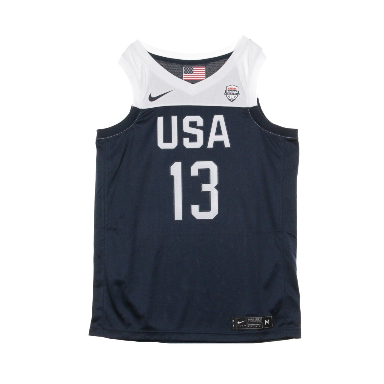 NIKE NBA NBA SWINGMAN JERSEY NO 13 JAMES HARDEN TEAM USA LIMITED ROAD AV3826-454