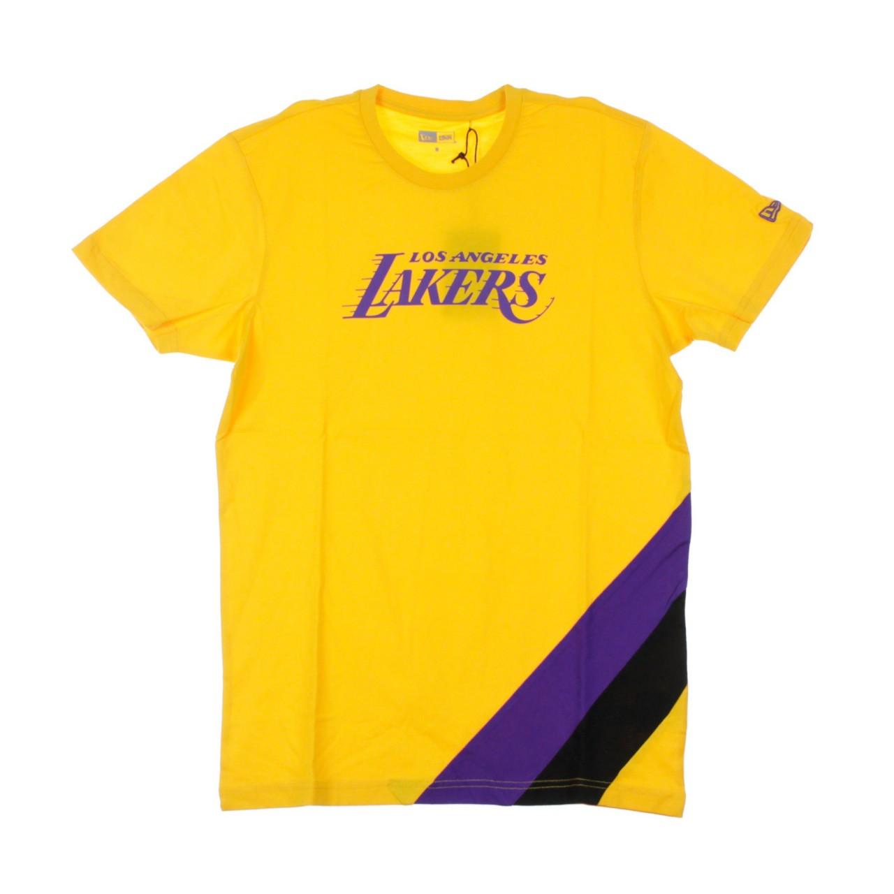 NEW ERA NBA COLOUR BLOCK TEE LOSLAK 12020075