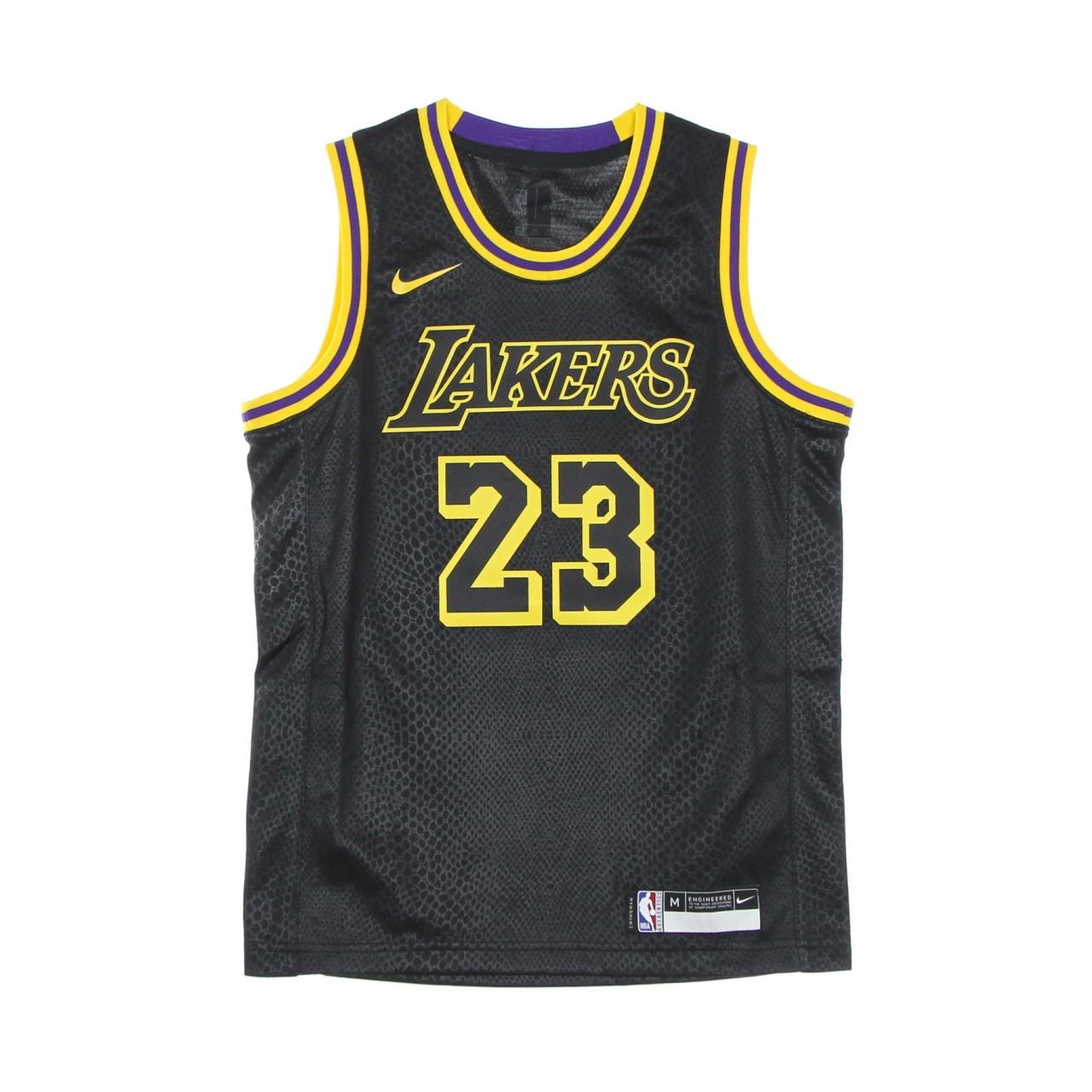 NIKE NBA NBA SWINGMAN JERSEY CITY EDITION LEBRON JAMES LOSLAK EZ2B7BY1PLAKJL