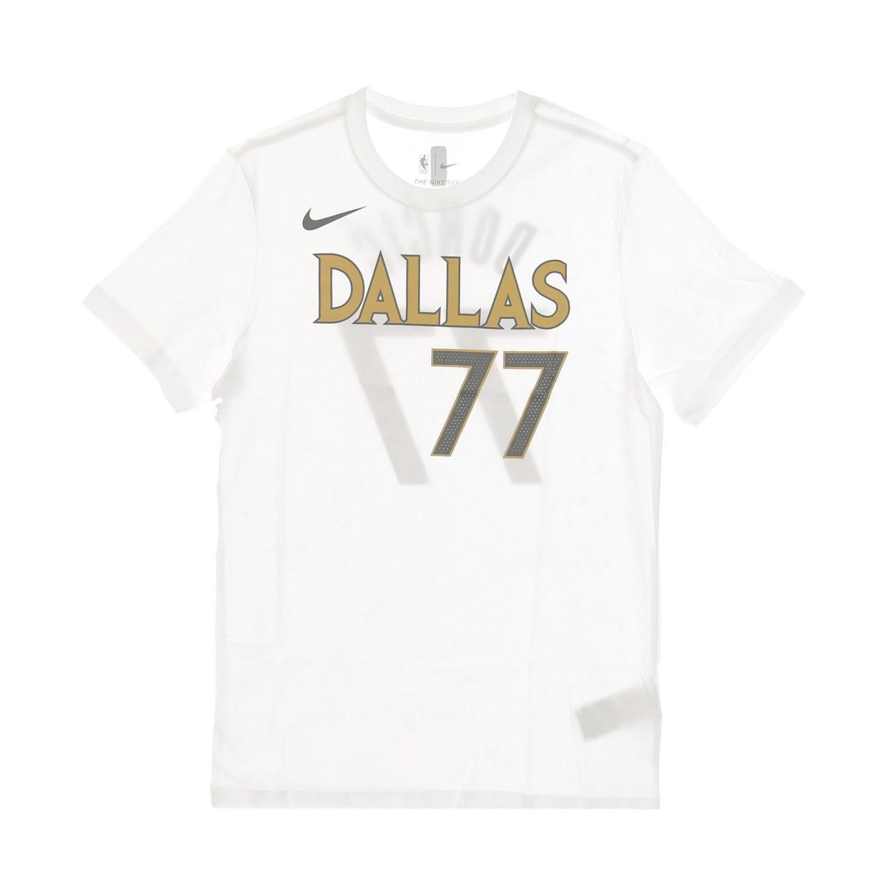 NIKE NBA NBA TEE ES CITY EDITION N 77 LUKA DONCIC DALMAV CT9769