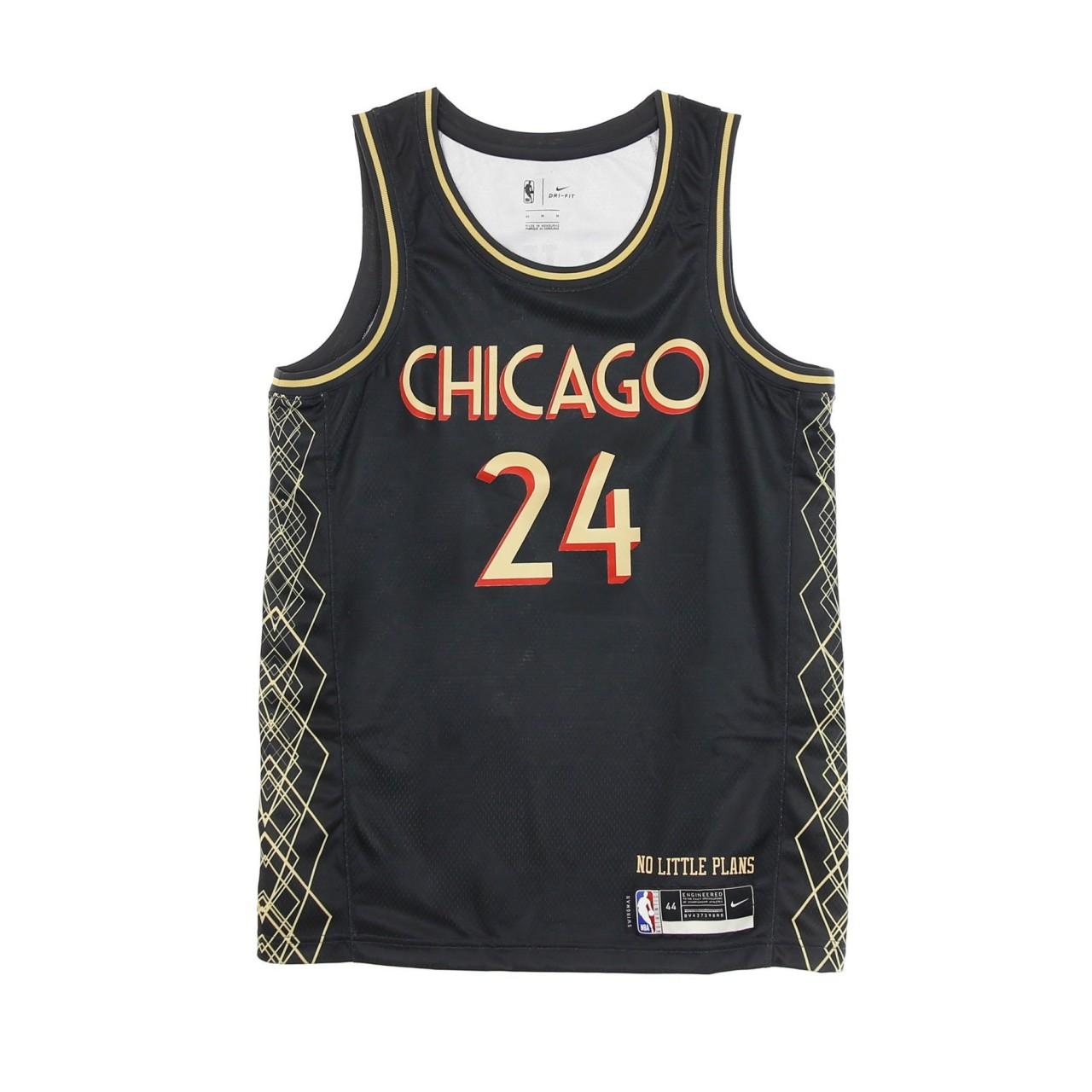 NIKE NBA NBA SWINGMAN JERSEY CITY EDITION 2020 N 24 LAURI MARKKANEN CHIBUL CN1719-065