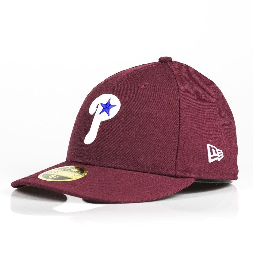 NEW ERA COOP WOOL FITTED PHIPHI COOPERSTOWN 80524851