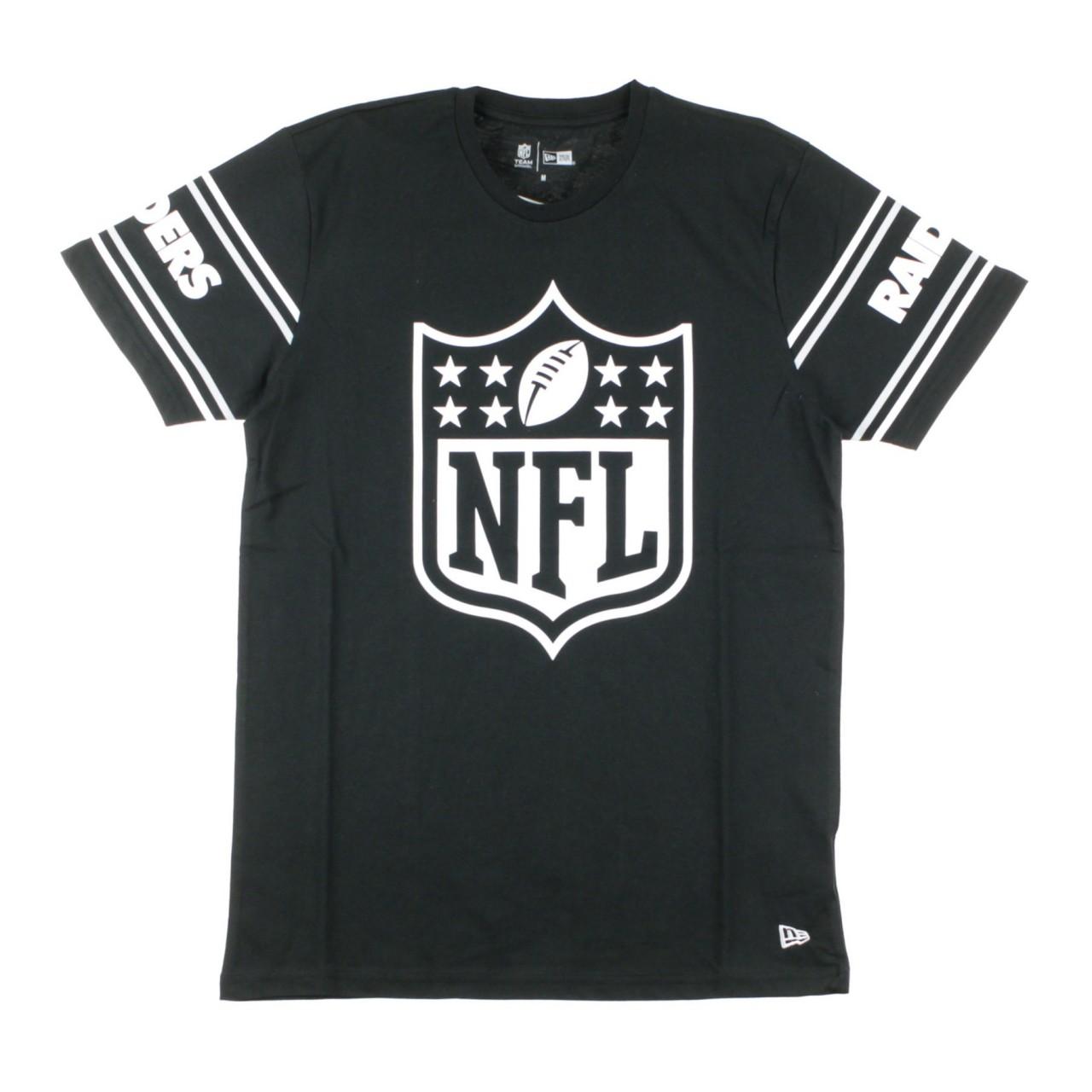NEW ERA NFL BADGE TEE OAKRAI 11935175