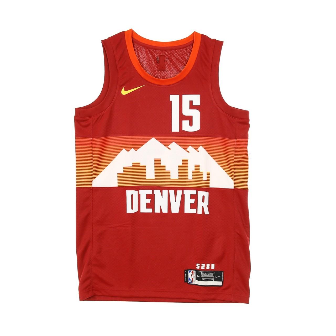NIKE NBA NBA SWINGMAN JERSEY CITY EDITION 2020 NO 15 NIKOLA JOKIC DENNUG CN1725-615