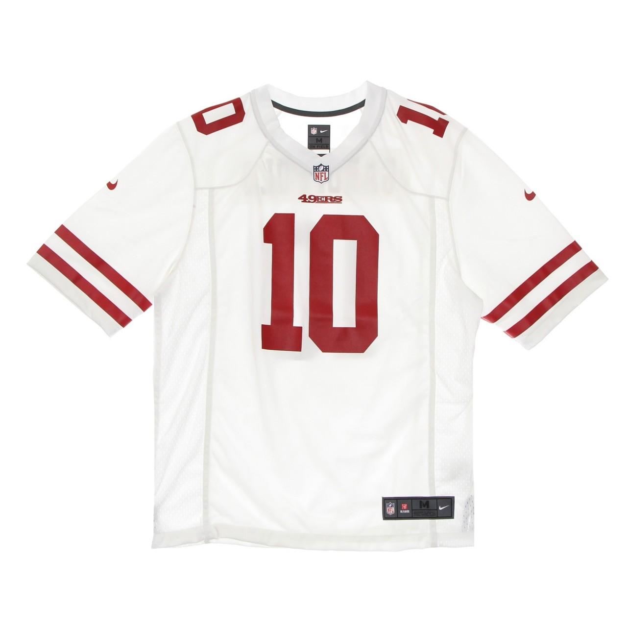 NIKE NFL NFL GAME ROAD JERSEY NO.10 GAROPPOLO SAF49E 67NM-SFGR-73F-2PA