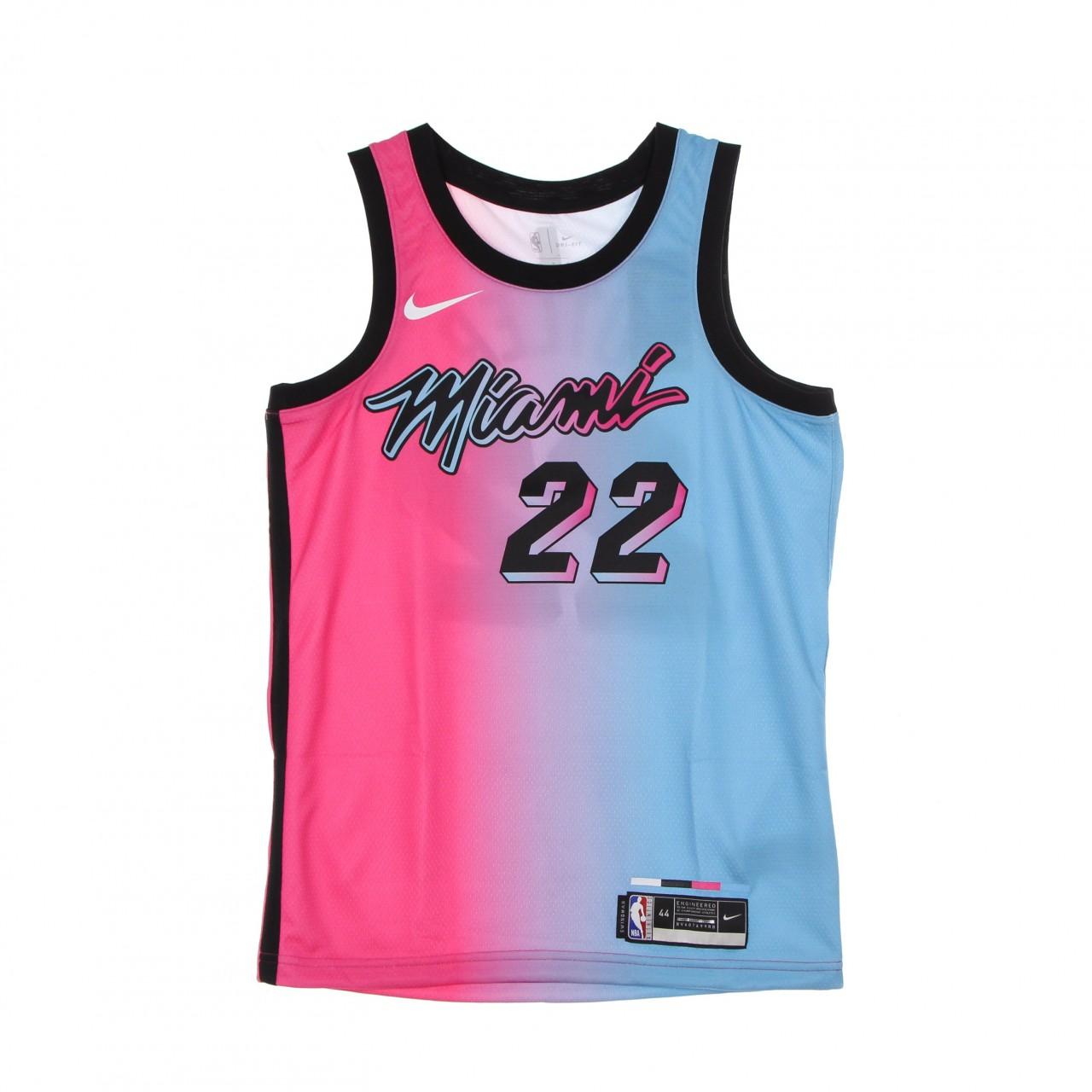 NIKE NBA NBA SWINGMAN JERSEY CITY EDITION 2020 N.22 JIMMY BUTLER MIAHEA CN1741-687