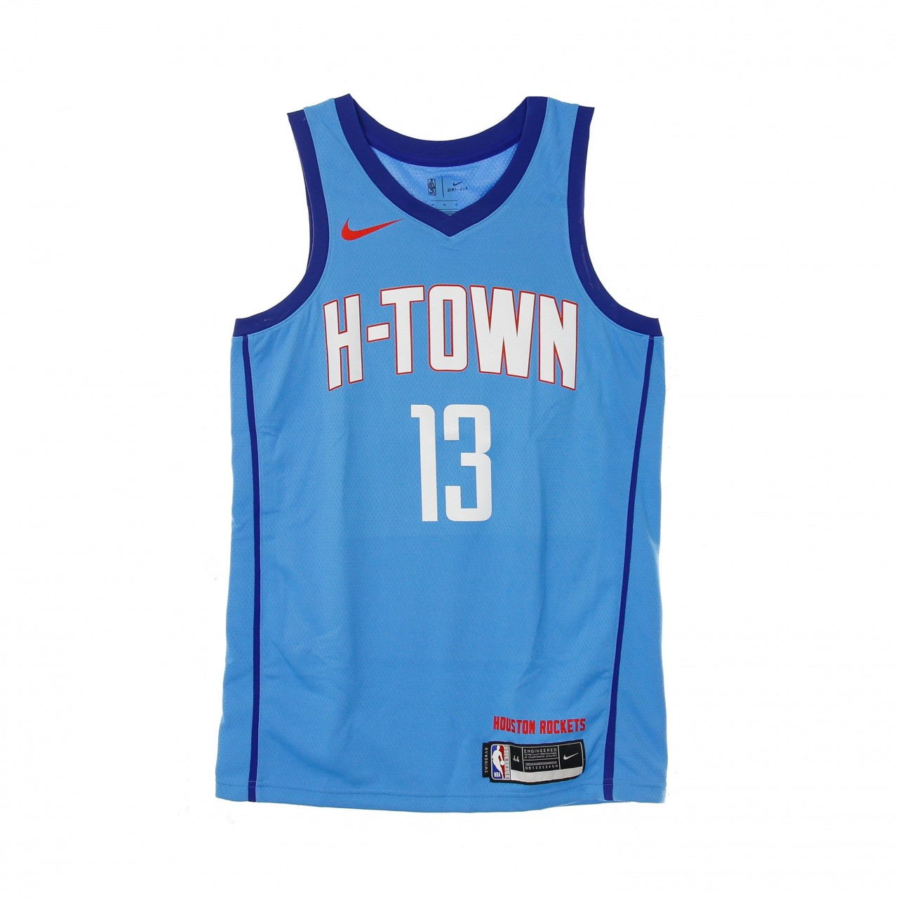 NIKE NBA NBA SWINGMAN JERSEY CITY EDITION 2020 NO 13 JAMES HARDEN HOUROC CN1731-467