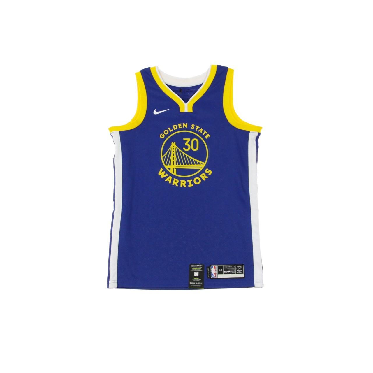 NIKE NBA NBA SWINGMAN JERSEY ICON EDITION NO 30 STEPHEN CURRY GOLWAR ROAD AV4947-496
