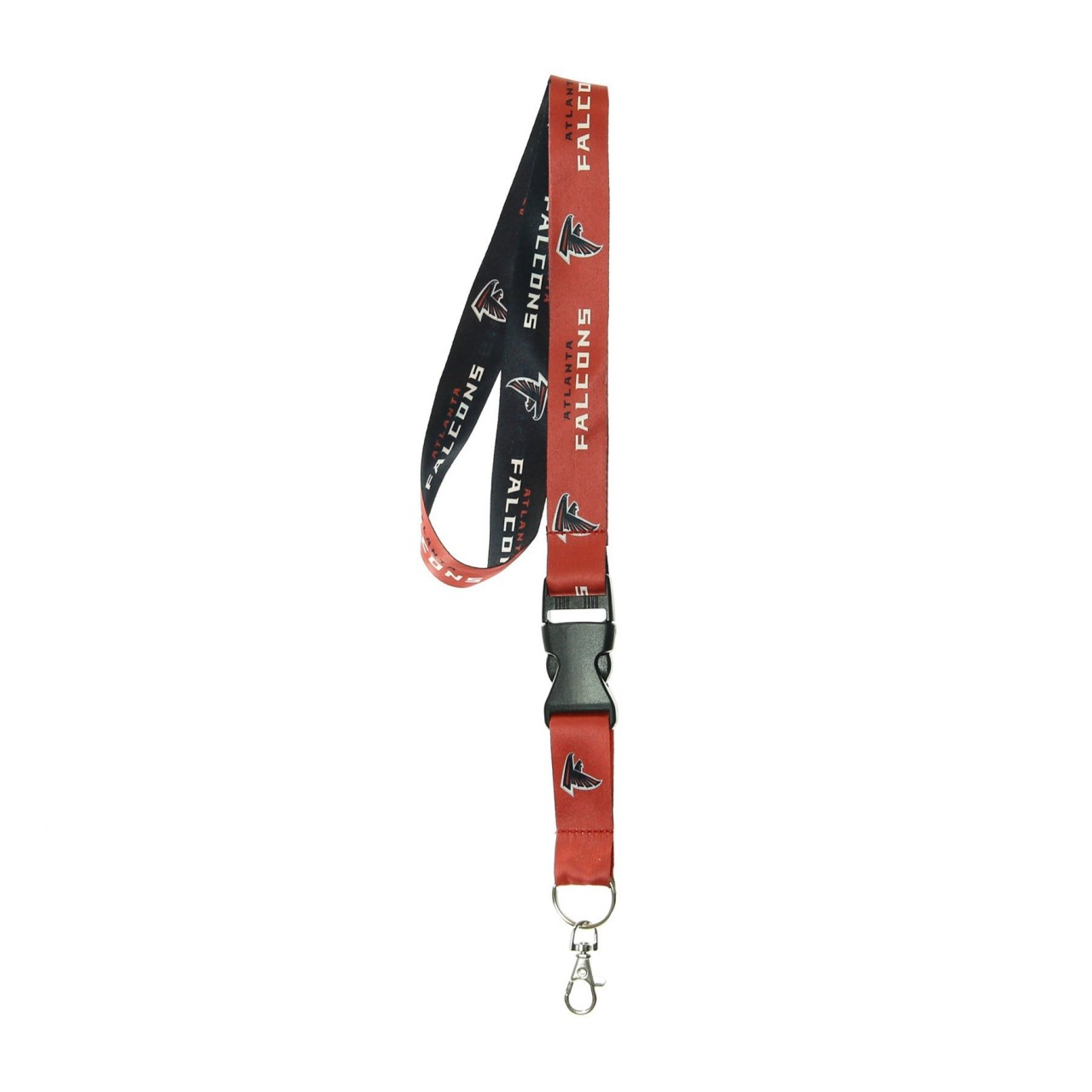 WINCRAFT NFL LANYARD WITH BUCKLE ATLFAL 100032085937247